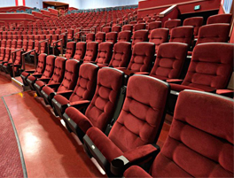 Theater seat LY-7611