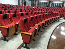 Auditorium chair of Zhangzhou Minnan Normal University