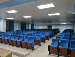 Auditorium chair of Shenzhen Baoan Vocational Technical School