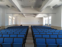 Multi-functional meeting room of the primary school affiliated to the Southern College of Zhongshan University