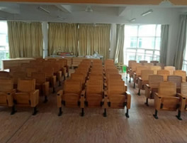 Auditorium chair of Dongzhuang kindergarten in Putian, Fujian