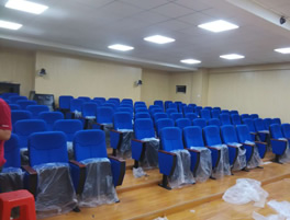Auditorium Chair of Dongguan Elementary School