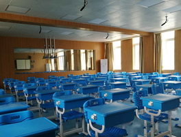 Student desks and chairs for the 54th Middle School in Nanning